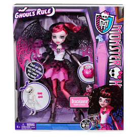 MH Ghouls Rule Draculaura Doll