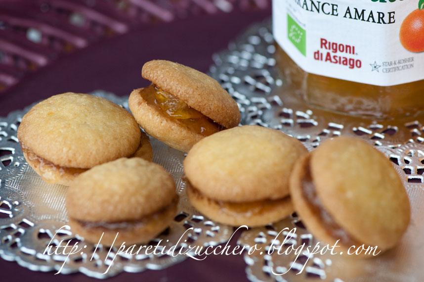Eccezionale Pareti di Zucchero: Biscotti inglesi all'arancia di Robbi Porters EU87