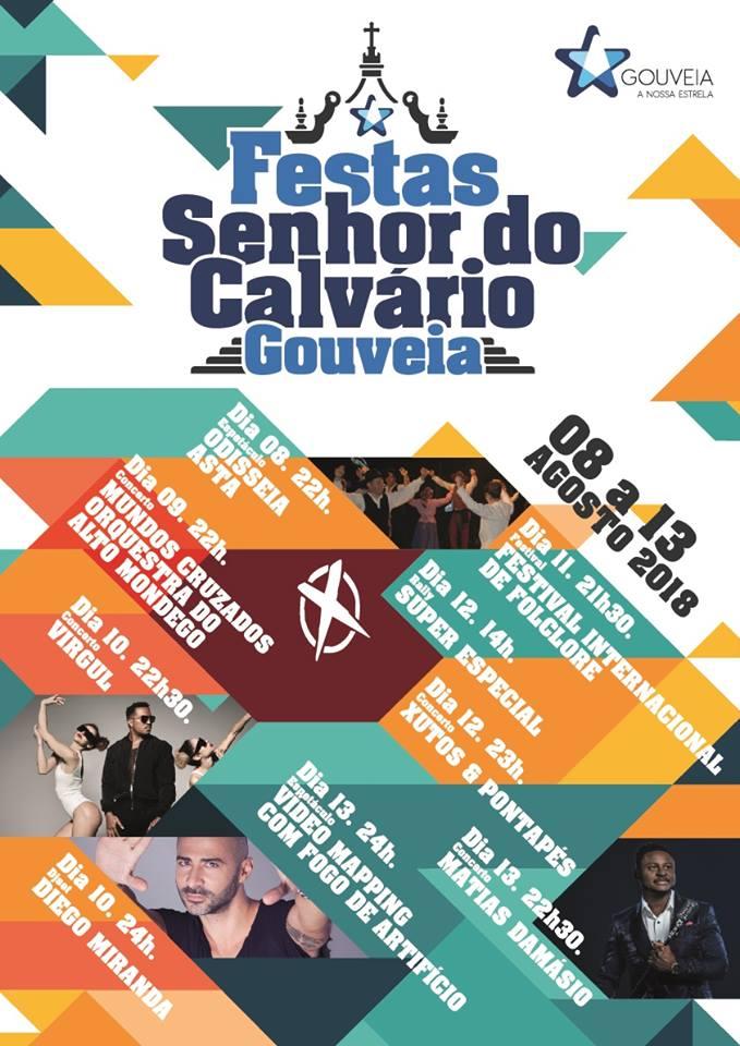 Festas do Senhor do Calvário 2020 em Gouveia