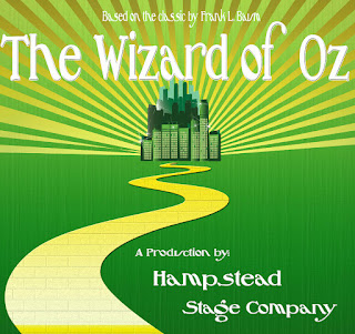 The Wizard of Oz Comes to the Library 7-12-16