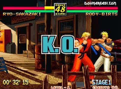 Art of Fighting iii (Neogeo)