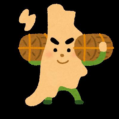 新潟県のキャラクター