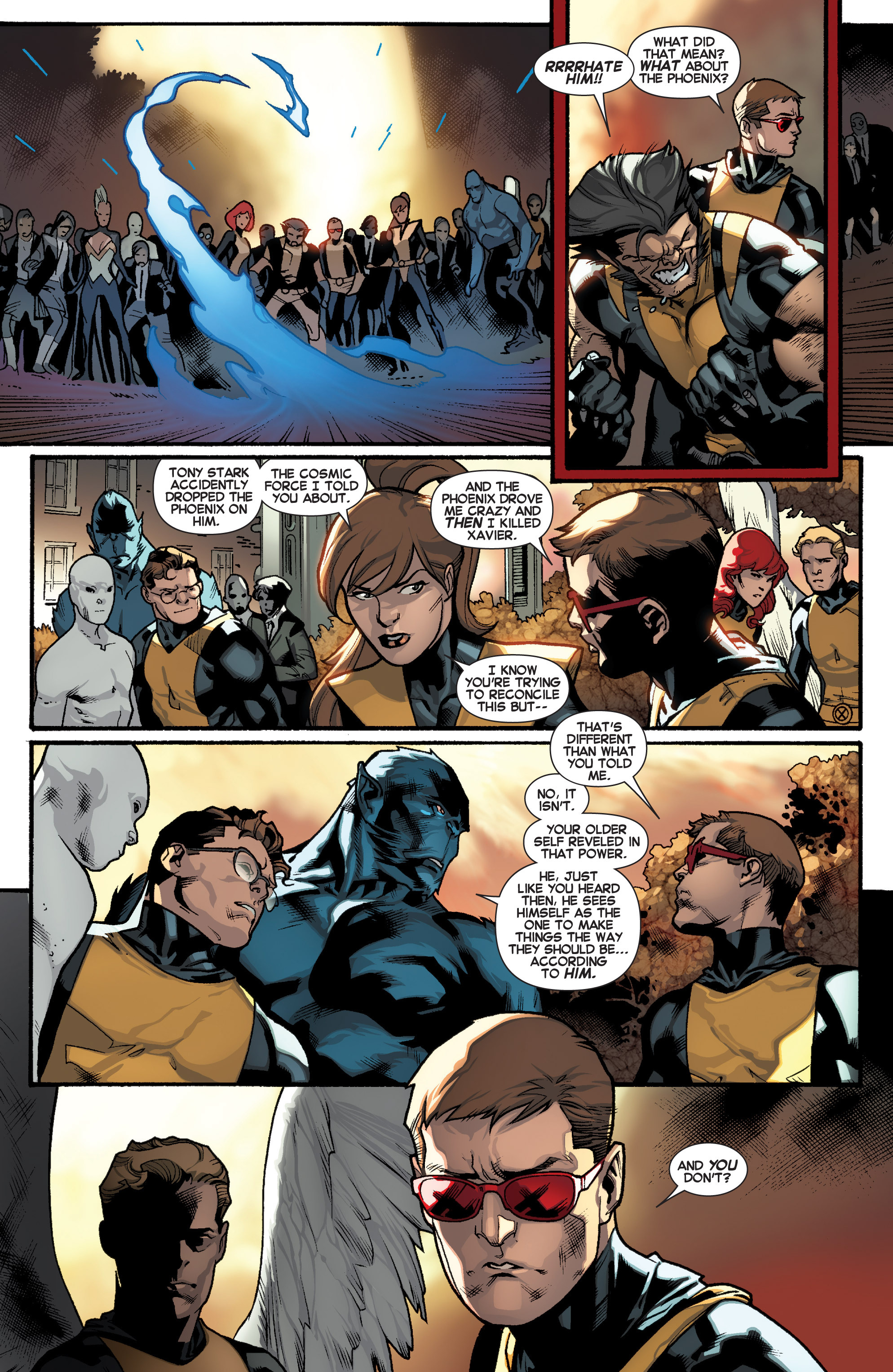Read online All-New X-Men (2013) comic -  Issue # _Special - Here To Stay - 99