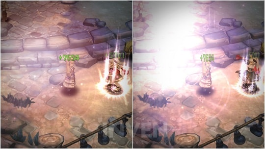 Tree of Savior new visual effect priest
