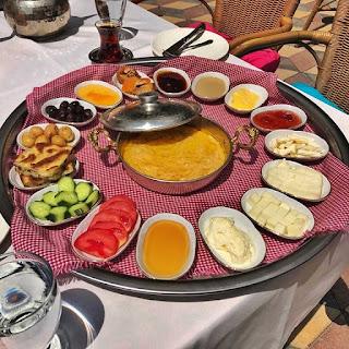 ikinci bahar lokantasi corum kahvalti menu fiyat