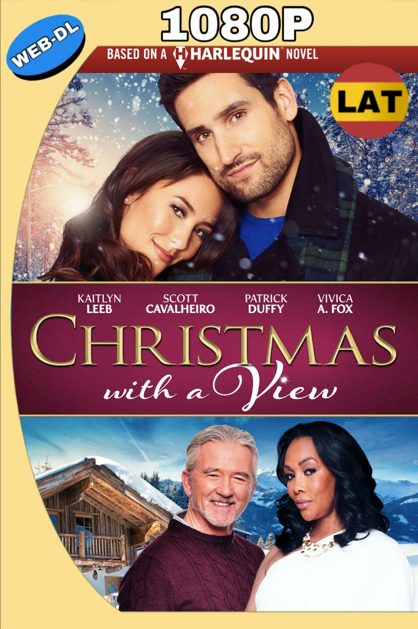 CHRISTMAS WITH A VIEW (2018) WEB-DL 1080P LATINO-INGLES MKV