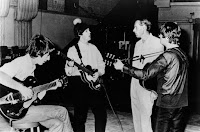 George Martin and The Beatles 1966 image