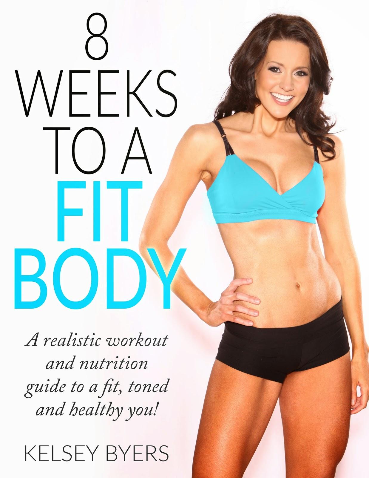 Kelsey Byers' Fit Body Challenge