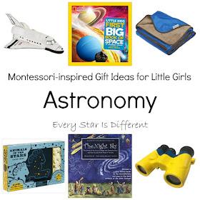 Montessori-inspired Gift Idea for Little Girls