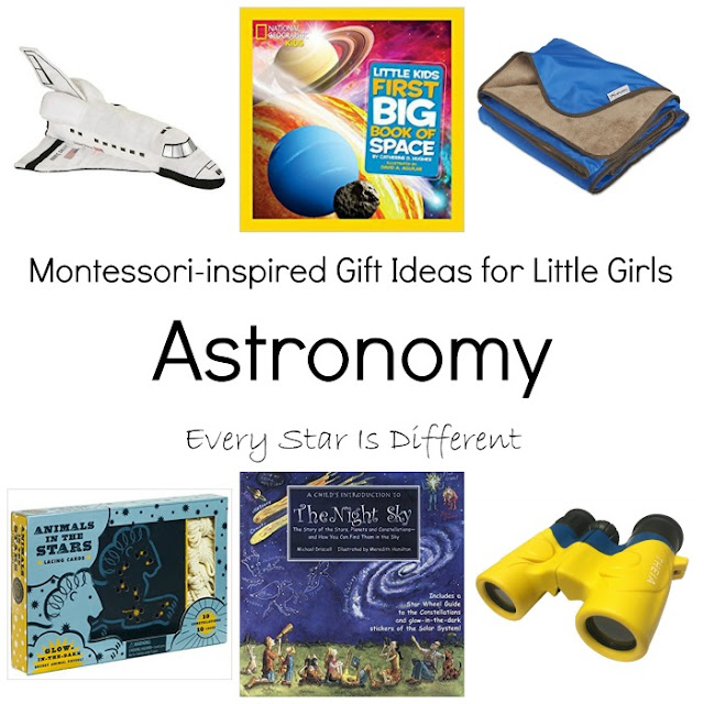 Montessori-inspired Gift Idea for Little Girls