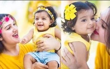 Sridevi Vijakumar Daughter Rupika Photoshoot Photos
