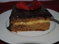 Resep Terbaru Membuat Kue Bolu Coklat Isi Vla