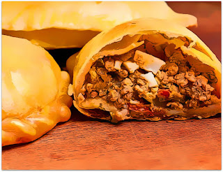 Banquete -  Experiências Gastronômicas 'Empanadas'