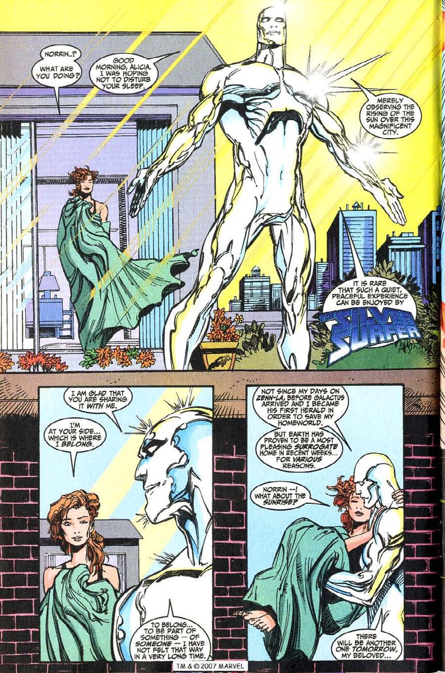 Read online Silver Surfer (1987) comic -  Issue #146 - 10