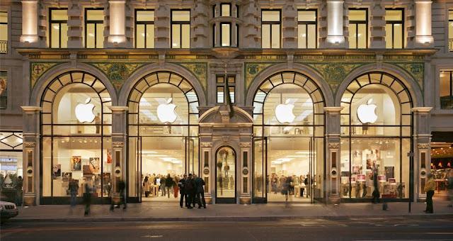 Apple Store em Roma