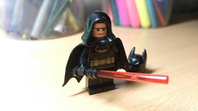 Бэтмен-ситх фигурка лего купить
