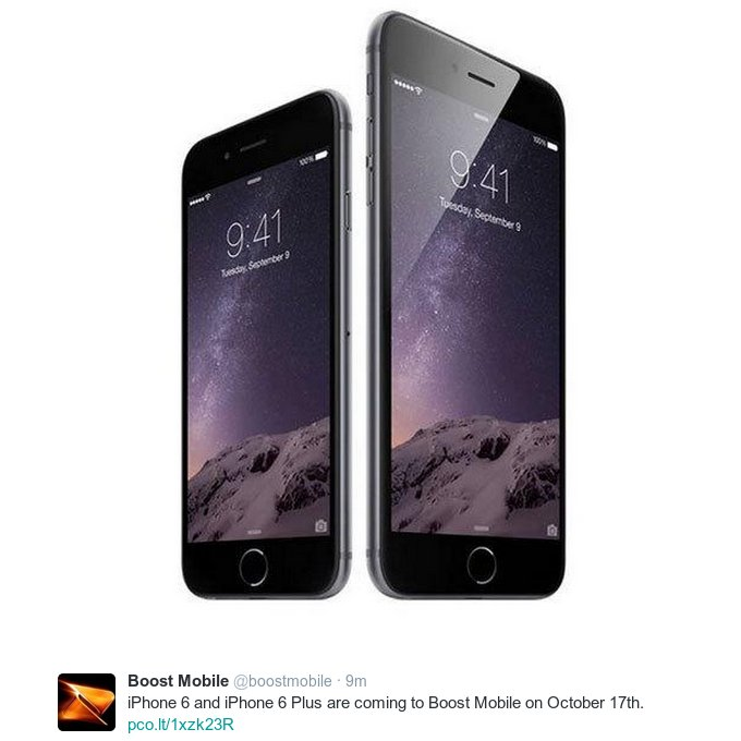 Boost Mobile Iphone  Unlock Code
