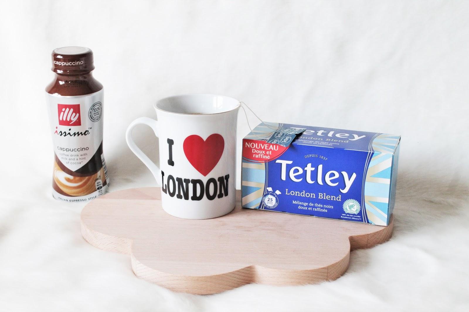 degustabox box food fevrier 2016 code promo bon plan reduc parrainage offert parrain breakfast illy tetley london teatime