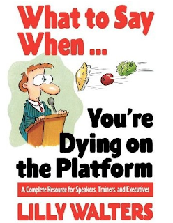 public speaking: dying on the platform