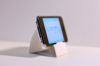 Como hacer un soporte para Iphone o Ipod Touch