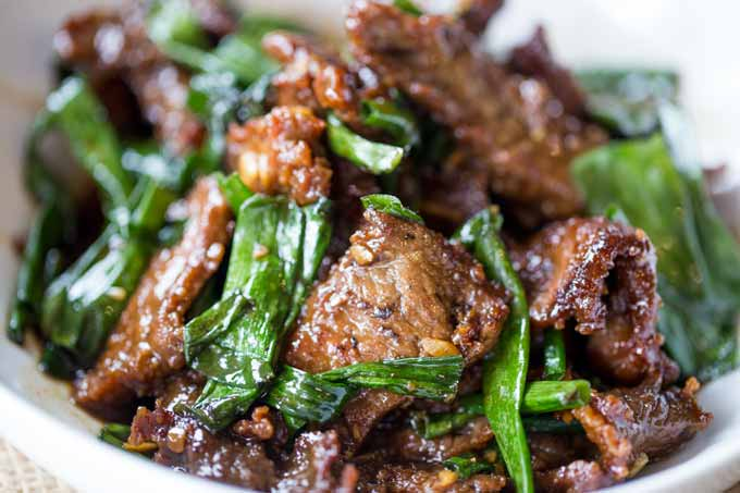 Easy Mongolian Beef #Recipedinner #easybeef