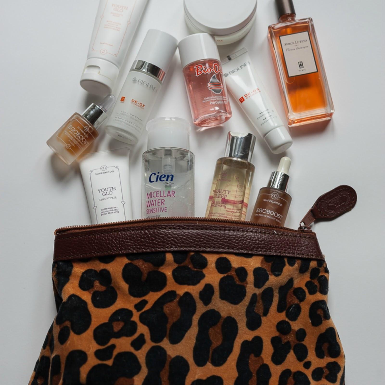 beauty purse