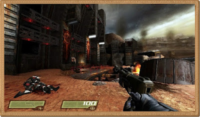 Quake 4 PC Games Gameplay