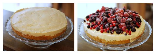 Vegane Beerentorte | Backen | Kuchen | Torte