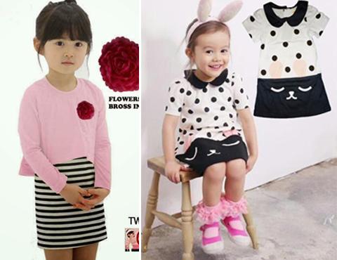baju anak perempuan usia 2 tahun