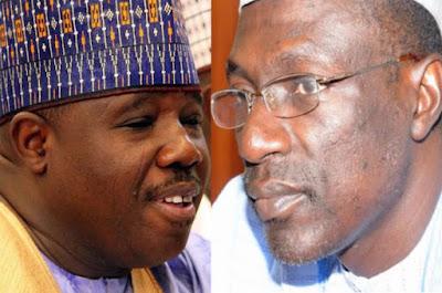 Sheriff Makarfi PDP 696x461 - Jonathan under stress to relinquish PDP peace process