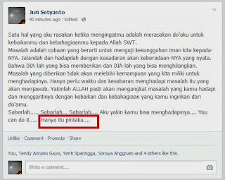 Cara Mudah Edit Posting Di Facebook