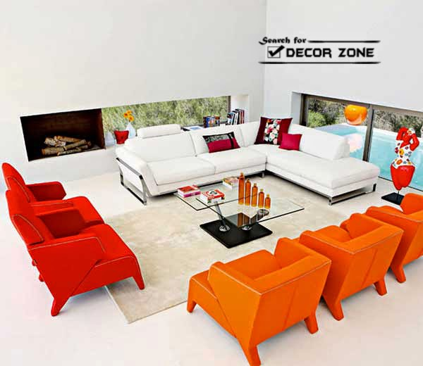 Bright Living Room Decorating Ideas: 25 Living Room Decorating Ideas In Bright Colors