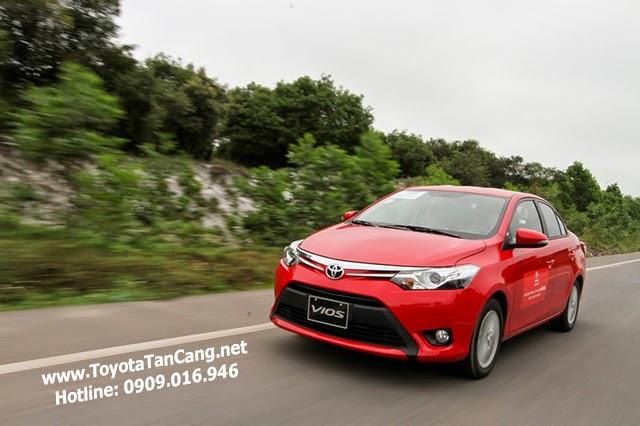 xe toyota vios 2016 toyota tan cang - Toyota Vios 2015 giá bao nhiêu? Mua bán xe Toyota Vios cũ đã qua sử dụng - Muaxegiatot.vn
