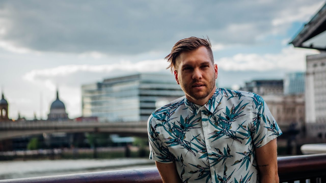 Glen Hartmann Unveils \'Heartbeat\' Music Video - Caesar Live N Loud