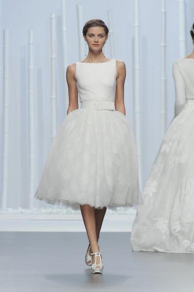 vestidos de novias cortos y baratos – vestidos para bodas