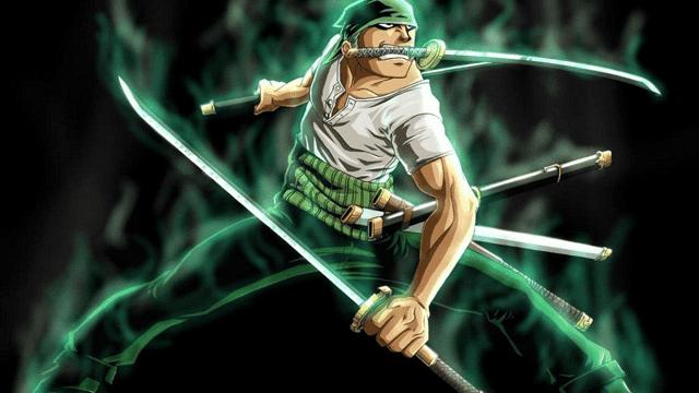 zoro ingin mengalahkan mihawk untuk menjadi pendekat pedang terkuat