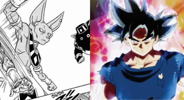 "Beerus Ternyata Menggunakan Teknik ""Ultra Instinct"" dalam Manga Dragon Ball Super"
