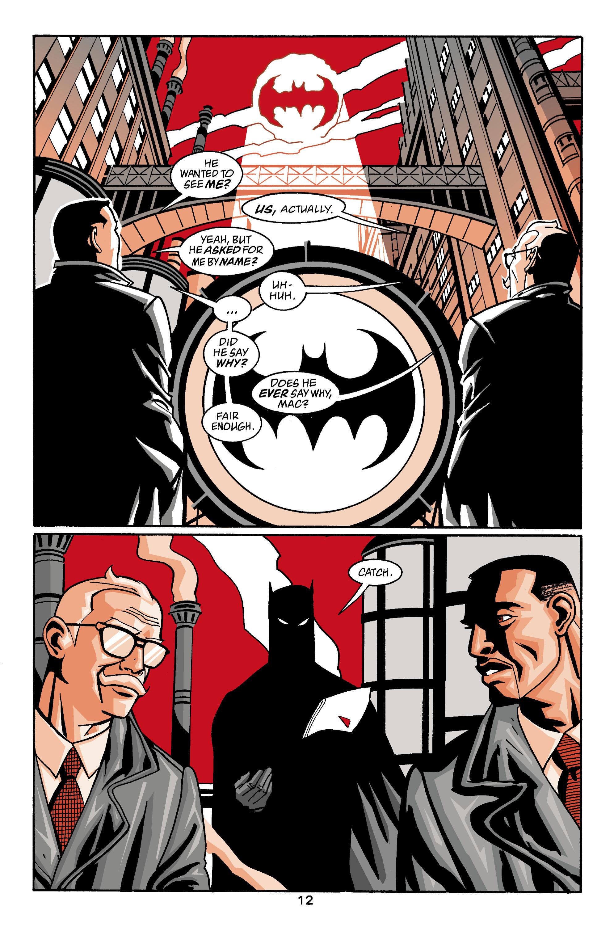 Detective Comics (1937) 744 Page 12