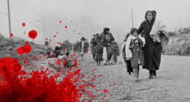 """La """"Carretera de la Muerte"""" Málaga-Almería el mayor genocidio de la Guerra Civil española"""