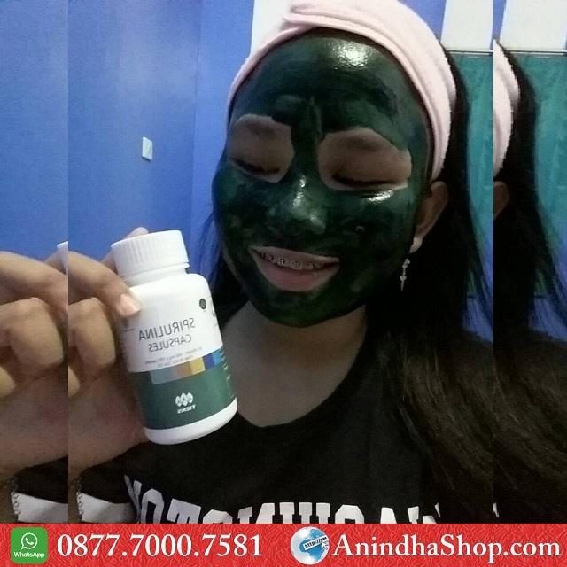 Masker Spirulina Cianjur