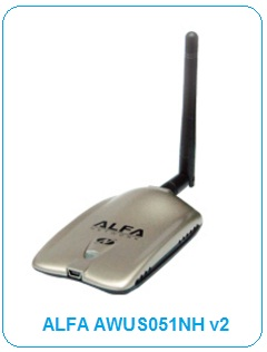 ALFA NETWORK AWUS051NH DRIVERS FOR WINDOWS DOWNLOAD