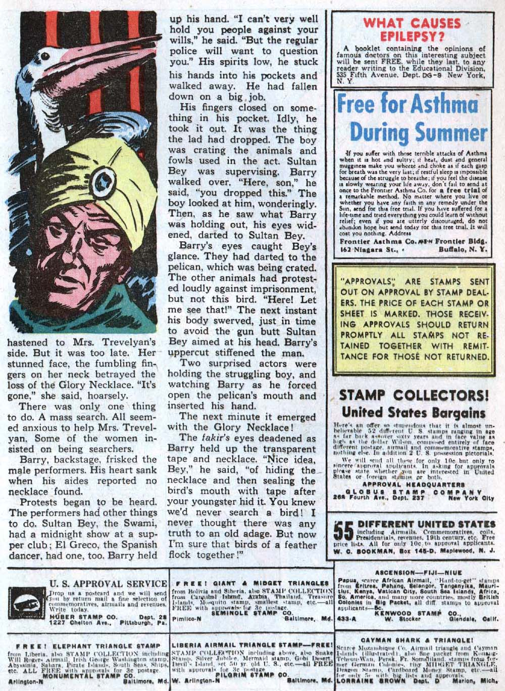Read online Action Comics (1938) comic -  Issue #40 - 47
