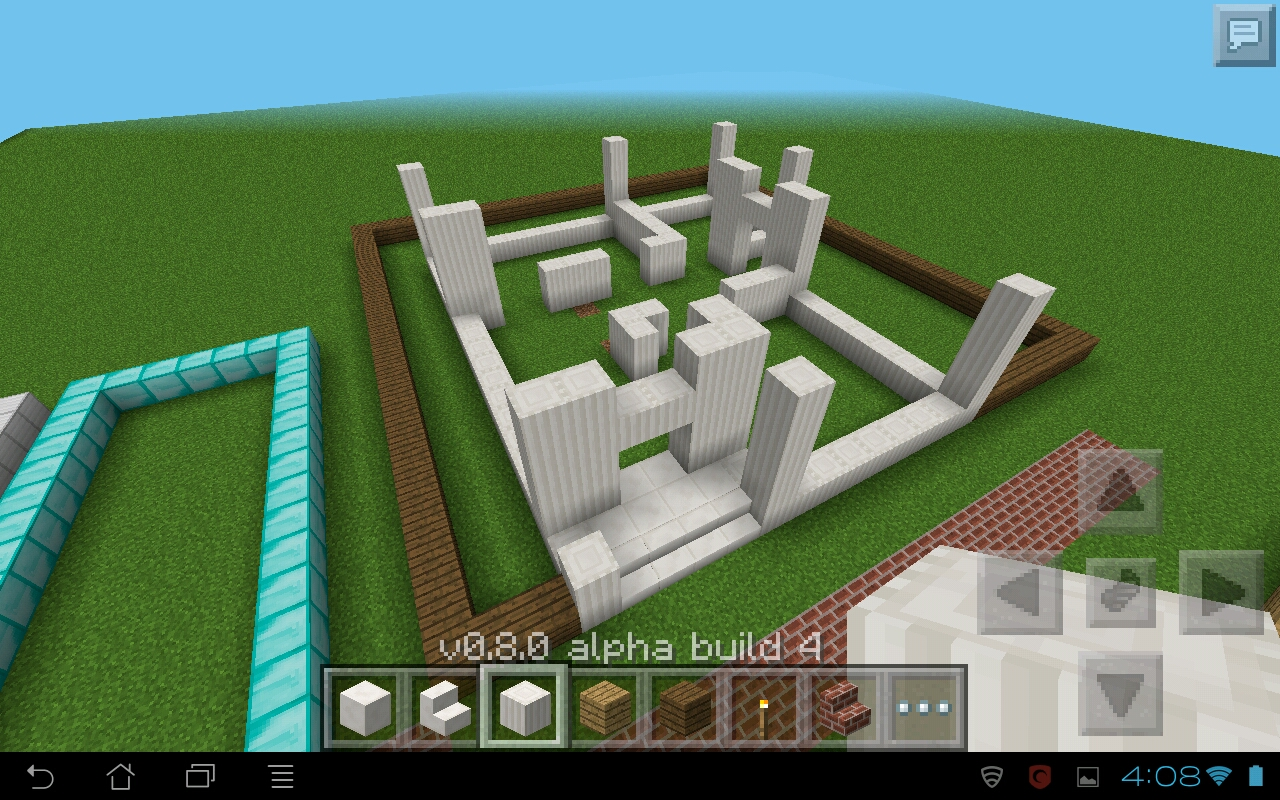 Minecraft PE Building Ideas: How To Build A Modern Two