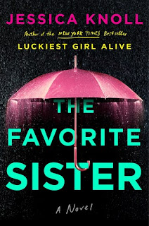 The Favorite Sister, Jessica Knoll, InToriLex