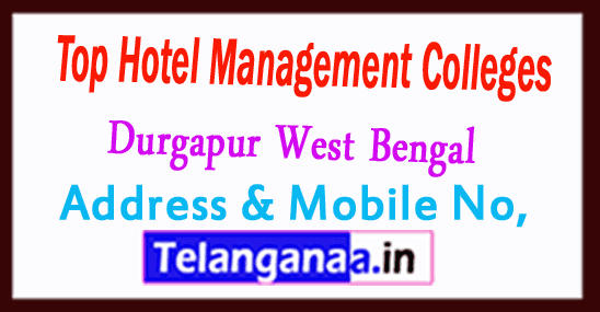 Top Hotel Management Colleges in Durgapur West Bengal