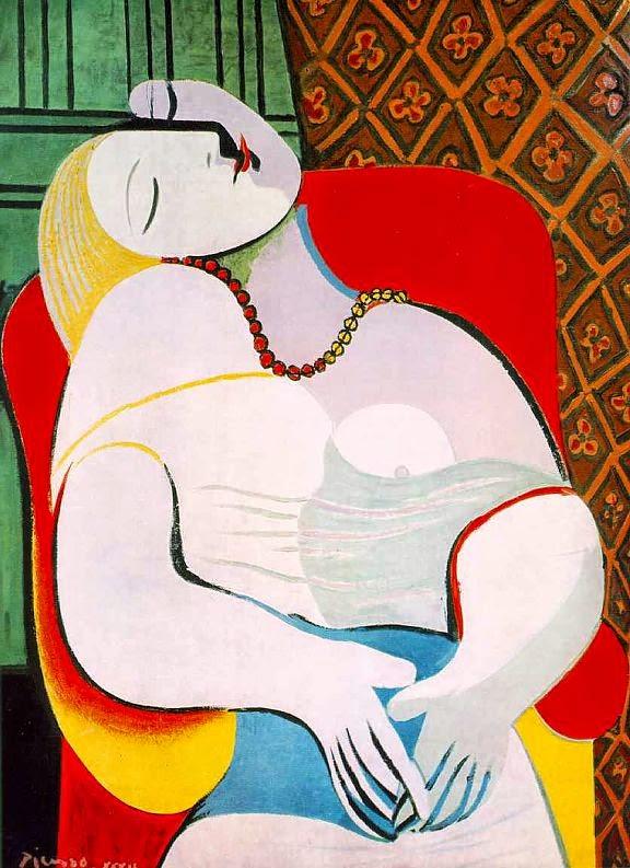 Sonhando - Picasso e suas pinturas ~ O maior expoente da Arte Moderna