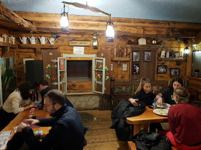 Pranzo da Babcia Malina Poleca-Cracovia