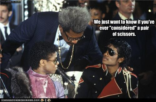 Michael Jackson Don King Meme