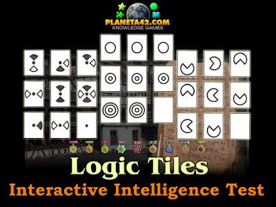 Logic Tiles Game