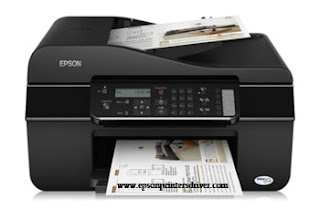 Epson Stylus Office BX305F Driver